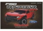 Preview: OWNERS MANUAL, FORD RAPTOR (MO