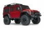 Mobile Preview: TRAXXAS TRX-4 LR Defender 4x4 rot RTR ohne Akku/Lader