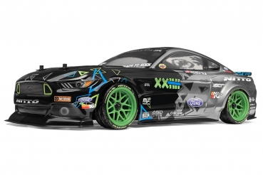 Rs4 Sport 3 Vgjr Ford Mustang 1:10 4WD Electri R/C