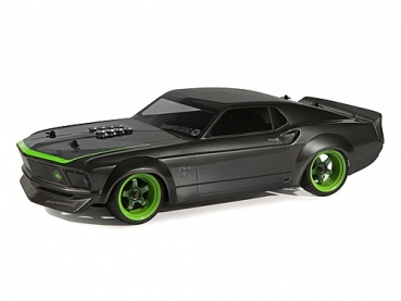 RS4 SPORT 3 1969 FORD MUSTANG RTR-X