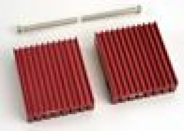 RED HEAT SINK FOR XL-1B