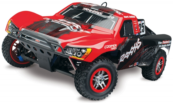 TRAXXAS SLAYER RTR 3.3 2.4GHz rot