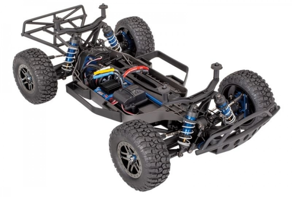 TRAXXAS Slash 4x4 VXL Ultimate orange RTR ohne Akku/Lader