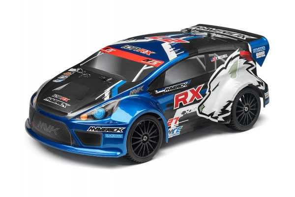 ION RX 1/18 4WD ELECTRIC RALLY CAR