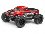 MONSTER TRUCK PAINTED BODY RED (MT)